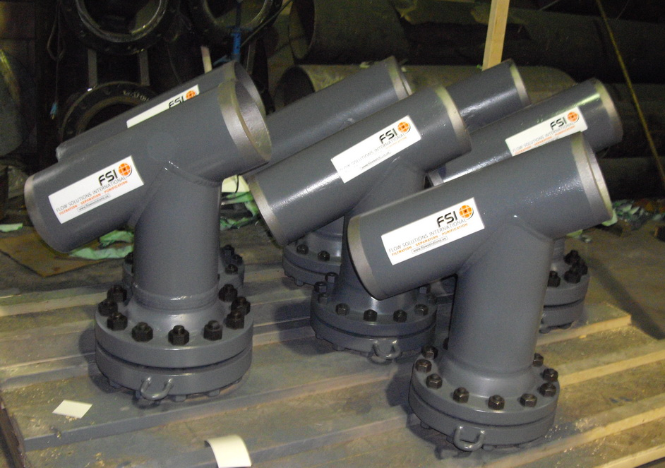 Pipeline Strainers for Industrial Applications | PS Filter ... |Petroleum Pipeline Strainer
